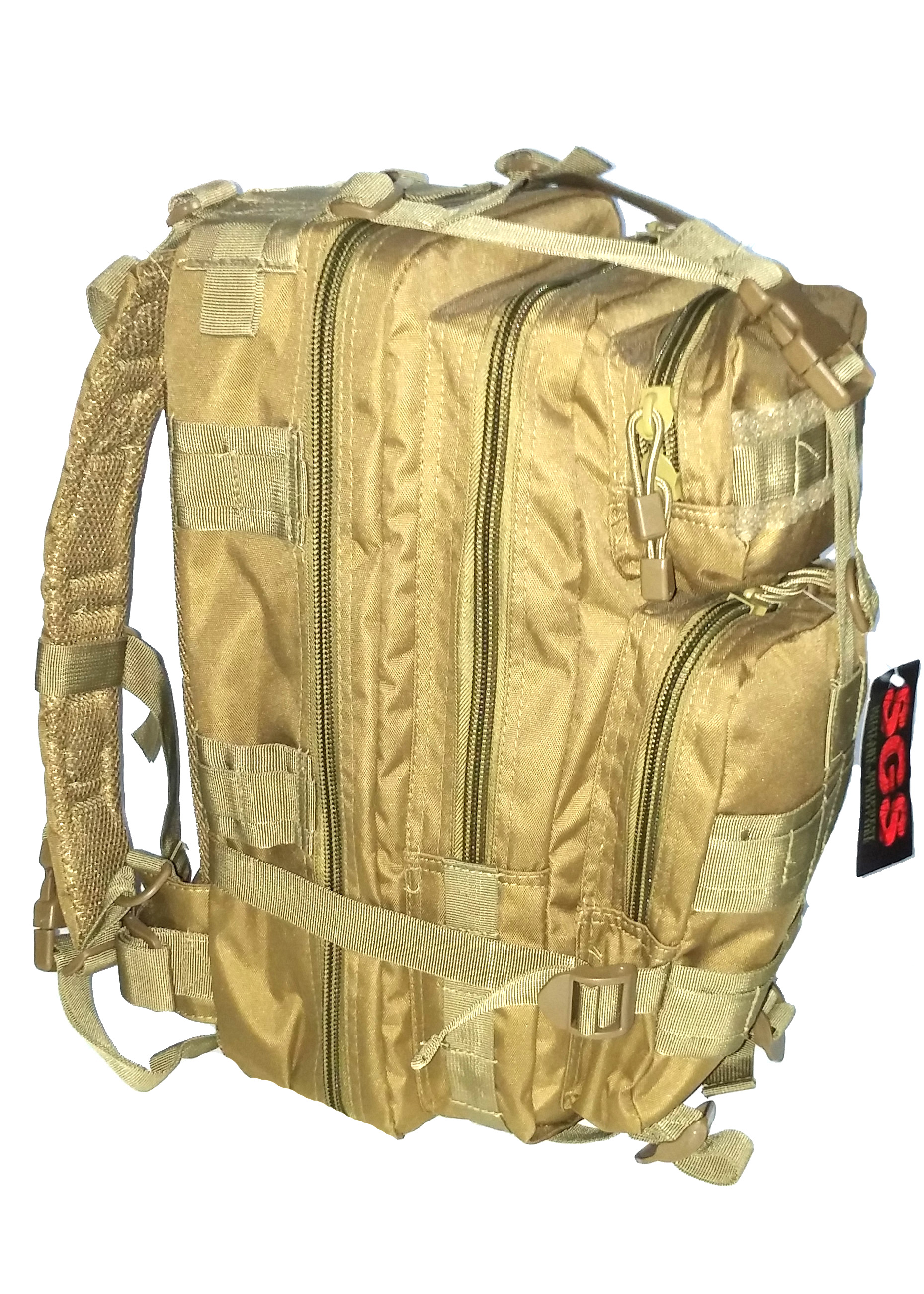 SGS Coyote tactical assault pack
